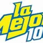 La Mejor 107.1, online radio La Mejor 107.1, live broadcasting La Mejor 107.1