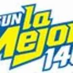La Mejor 1400 AM, Online radio La Mejor 1400 AM, live broadcasting La Mejor 1400 AM