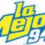 La Mejor 94.1, Online radio La Mejor 94.1, live broadcasting La Mejor 94.1