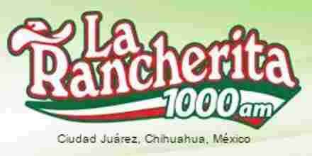 La Rancherita 1000 AM, Online radio La Rancherita 1000 AM, live broadcasting