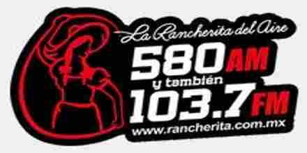 La Rancherita 103.7 FM, Online radio La Rancherita 103.7 FM, live broadcasting