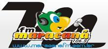 Maracana FM, online radio Maracana FM, live broadcasting Maracana FM