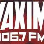 Maxima 106.7 FM, Online radio Maxima 106.7 FM, live broadcasting Maxima 106.7 FM