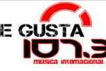 Me Gusta 107.3, online radio Me Gusta 107.3, live broadcasting Me Gusta 107.3
