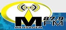 Mensagem FM, Online radio Mensagem FM, live broadcasting Mensagem FM