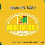 More FM 106.7 Online Live