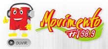 Movimento FM, Online radio Movimento FM, live broadcasting Movimento FM