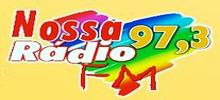 Nossa Radio, Online radio Nossa Radio, live broadcasting Nossa Radio
