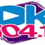 OK 104.1, online radio OK 104.1, live broadcasting OK 104.1