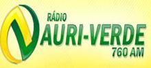 Radio Auri Verde, Online Radio Auri Verde, live broadcasting Radio Auri Verde
