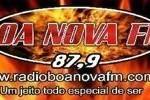 Radio Boa Nova FM, Online Radio Boa Nova FM, live broadcasting Radio Boa Nova FM
