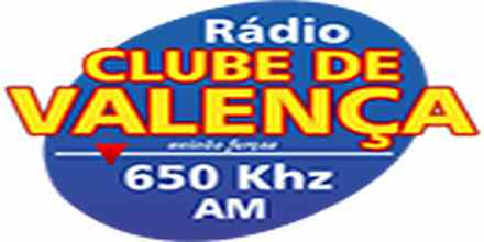 Radio Clube de Valenca, Online Radio Clube de Valenca, live broadcasting Radio Clube de Valenca