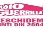 Radio Guerrilla, Online Radio Guerrilla, live broadcasting Radio Guerrilla