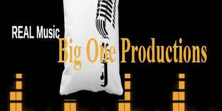 Big One Productions, Online radio Big One Productions, live broadcasting Big One Productions, USA Radio