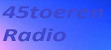 45 Toeren Radio, Online 45 Toeren Radio, Live broadcasting 45 Toeren Radio, Netherlands