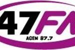 online radio 47 FM, radio online 47 FM,
