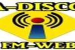 Live online radio A Disco Fm Web