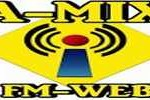 Live online radio A Mix FM Web