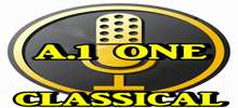 Live online radio A1 One Classical