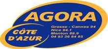Live onlice Agora Cote Dazur