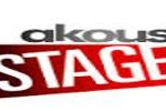 Akous Stage, Online radio Akous Stage, Live broadcasting Akous Stage, Greece