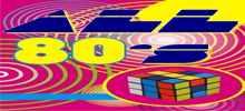 Live online radio All 80s FM