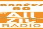 Live online radio Allzic Annees 80
