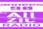 Live online radio Allzic Annees 90