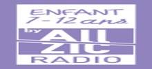 Live online radio Allzic Enfant 712 Ans