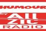 Live online radio Allzic Humour