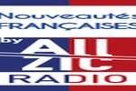Live online radio Allzic Nouveautes Francaises