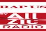 Live online radio Allzic Rap US