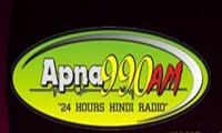 Apna 990 AM live