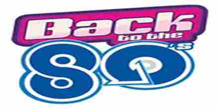 Back 2 The 80s, Online radio Back 2 The 80s, Live broadcasting Back 2 The 80s, Netherlands