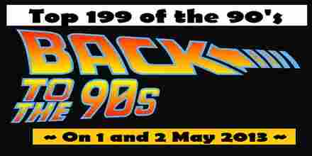 Back To The 90s, Online radio Back To The 90s, Live broadcasting Back To The 90s, Netherlands