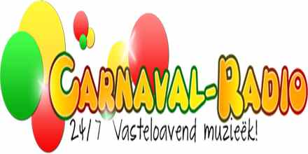 Carnaval Radio, Online Carnaval Radio, Live broadcasting Carnaval Radio, Netherlands