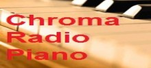 Chroma Radio Piano, Online Chroma Radio Piano, Live broadcasting Chroma Radio Piano, Greece
