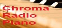Chroma Radio Piano, Online Chroma Radio Piano, Live broadcasting Chroma Radio Piano, Greece
