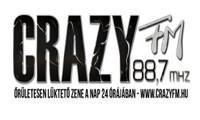 Crazy FM, Online radio Crazy FM, Live broadcasting Crazy FM, Hungary