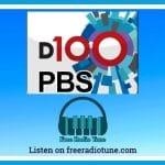 D100 PBS Radio online