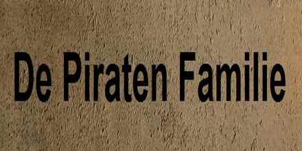 De Piraten Familie, Online radio De Piraten Familie, Live broadcasting De Piraten Familie, Netherlands