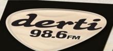 Live broadcasting Derti 98.6