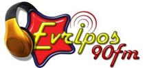 Evripos FM, Online radio Evripos FM, Live broadcasting Evripos FM, Greece