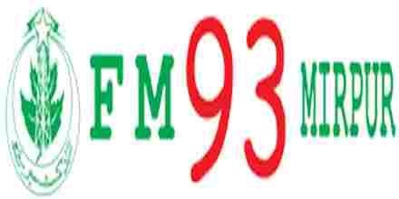 Live online FM 93 Mirpur