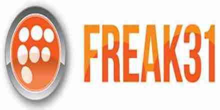 Freak31, Online radio Freak31, Live broadcasting Freak31, Netherlands