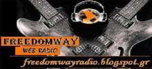 Freedom Way Radio, Online Freedom Way Radio, Live broadcasting Freedom Way Radio, Greece