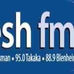 Fresh FM 104.8, Online radio Fresh FM 104.8, Live broadcasting Fresh FM 104.8, New Zealand