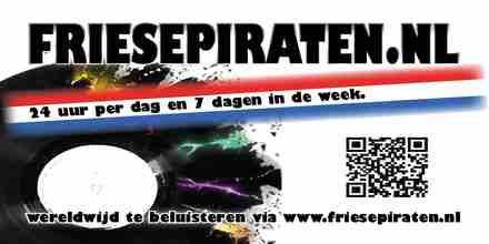 Friese Piraten, Online radio Friese Piraten, Live broadcasting Friese Piraten, Netherlands