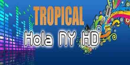Online radio Hola NY Tropical