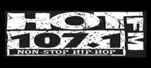 Online radio Hot 107.1 FM